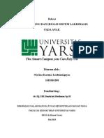 Cover Referat Nisrina - Tehnik Probing Dan Irigasi Sistem Lakrimasi Pada Anak