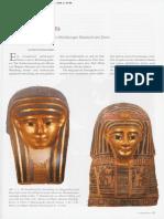 Stadler, Martin (2005) Wege Ins Jenseits. Das Alte Ägypten Zu Gast Im Würzburger Museum Am Dom