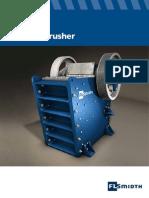 FLSmidth TST JawCrusher Brochure