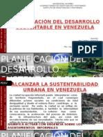 PLANIFICACION DE DESARROLLO SUSTENTABLE EN VENEZUELA