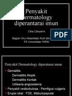 Penyakit Dermatology Diperantarai Imun