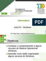 Aula 05 - Windows