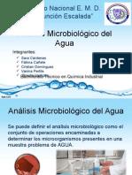 Analisis Microbiologico Del Agua Ppt