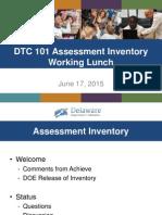 6 17 15 DTC Presentation