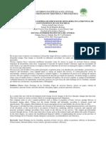 Implementacion de Una Empresa de Servicios de Mensajería en La Provincia de Santo Domingo de Los