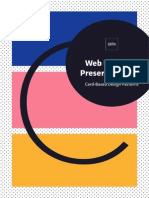 Uxpin Card Based Design Patterns