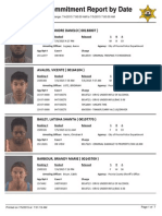 Peoria County booking sheet 07/05/15