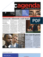 dcagenda.com - vol. 2, Issue 8 - february 19, 2010