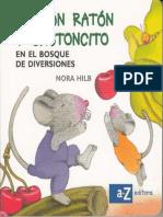 HILB - Gastón Ratón y Gastoncito - En El Bosque de Diversiones