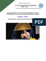 1.- Bases Concurso de Puentes Spaguetti