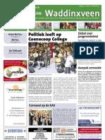 De Krant van Waddinxveen, 19 februari 2010