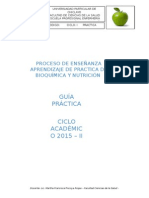 Guia Practica Bioquimica y Nutricion