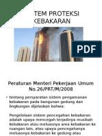 Sistem Proteksi Kebakaran (2)
