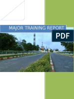 A Report on Ntpc