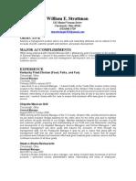 Jobswire.com Resume of stormbringer333