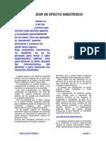 LX1097   Estimulador analgésico