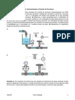 Malhas e Sistemas de Controle