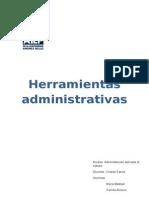 harramientas administrativas