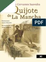 Recreación Del Texto Don Quijote de La Mancha