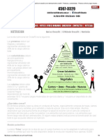 CrossFit DEVOTO - Nutrición y Alimentación en Relación Con El Entrenamiento Crossfit - Proteinas y Carbohidratos - Ponerse en Forma, Bajar de Peso, Mejorar El Rendimiento Físico