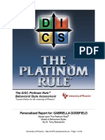 Gabriella Goodfied Disc Assessment SelfReport