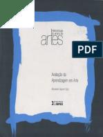 Avaliação Da Aprendizagem Em Teatro - Doria