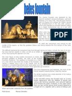 The Cibeles Fountain