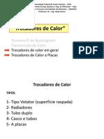 Aula 2 Trocadores de Calor-PDF