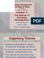 Strategic Management - Chapter 1