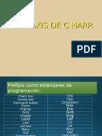 Sintaxis de c Harp , Periodo Dos 2014
