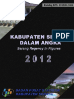 Kota Serang DA 2012