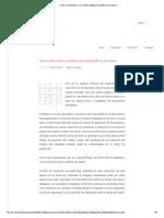 Cómo Confeccionar Un Modelo Utilizando Graficos de Costura