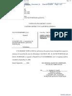 (TAG) E & N Enterprises, LLC  v. Caliche's, Inc. et al - Document No. 14