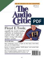 The Audio Critic 28 r