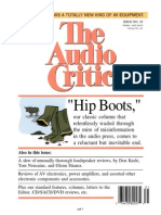 The Audio Critic 29 r