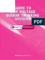 Guide to Low Voltage Busbar Trunking Systems-beama