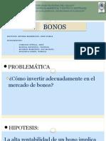 Bonos (Tipos y Adquisicion)