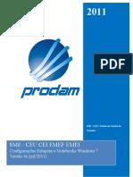 Sme Cei Ceu Emef Emei Estação Windows 7 Configuração
