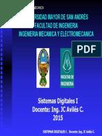 Capítulo 1 Sistemaas Digitales