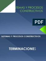 CLASE TABIQUES Sistema y Procesos Constructivos