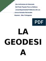 La Geodecia