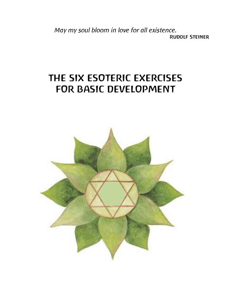 6_basic_exercises.pdf | Rudolf Steiner | Feeling