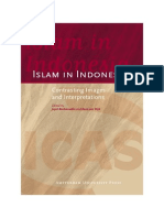 Defining Indonesian Islam - Traditionalist vs. Modernist Muslims
