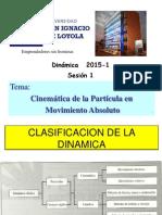 Sesion_1-2015-1 cinematica de la particula en mov absoluto.pdf