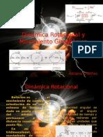 Dinámica Rotacional y Movimiento Giroscópico