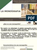 La Monografia Exposiion