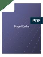 Blueprint Reading Training