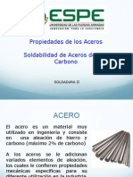 Soldabilidad de aceros de alto carbono