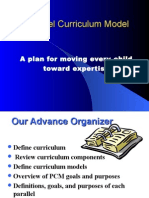 Parallel Curriculum Model - AMM.ppt