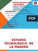 Diapositivas de Madera